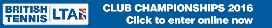 Click to enter the club championships online