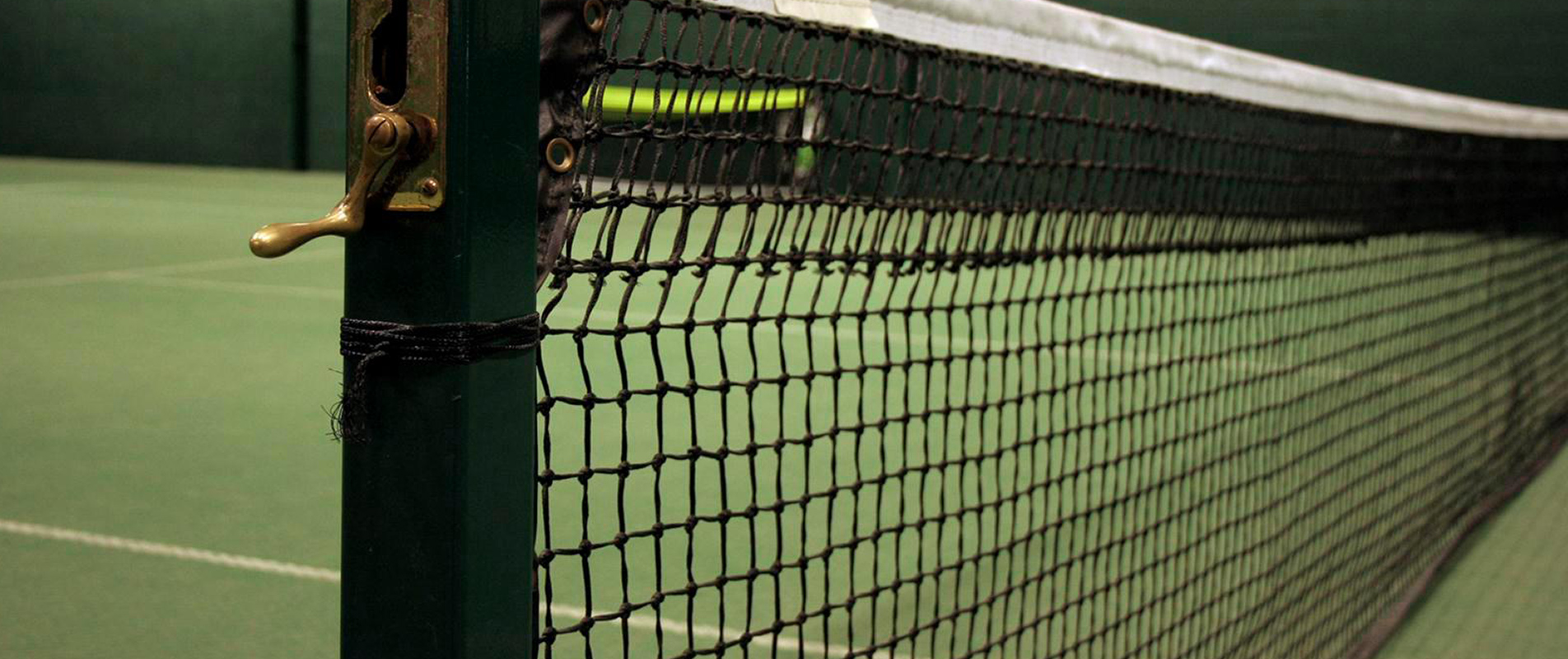 Indoor Tennis at Strathgryffe