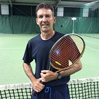 Brian Knox - Strathgryffe Coach (LTA DCA Coach Level 3)