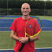 Derek Brown - Strathgryffe Head Coach (LTA Master Performance Coach Level 5)