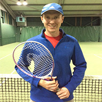 Graham Smillie - Strathgryffe Coach (LTA Senior Club Coach Level 4)