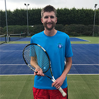 James Reid - Strathgryffe Coach (LTA Senior Club Coach Level 4)